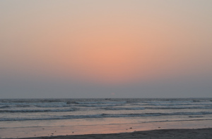 Sunset (Sea View Karachi) Image Courtesy: Umair Adeeb