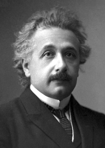 Albert Einstein Faith