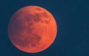 Tetrad Blood Moon