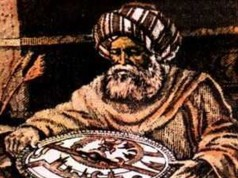 The great astronomer Al-Batani