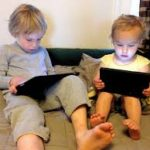 Increasing screen time in the iGeneration